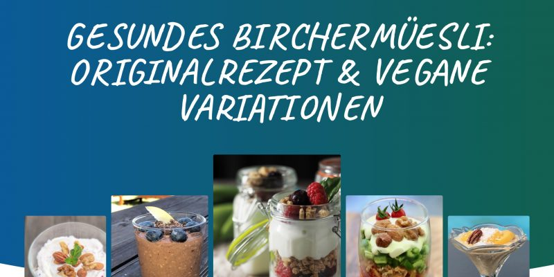 Gesundes Birchermüesli screenshot